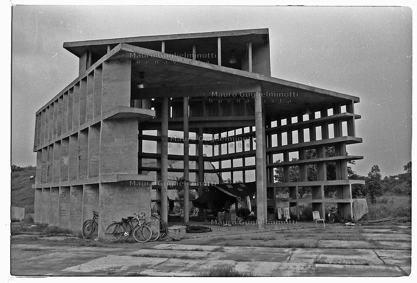 Chandigar, città progettata da Le Corbusier nel 1953