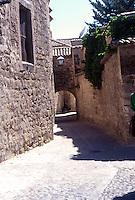 COMARCA DE BAZA-ESPAÑA-25-05-2005. Arquitectura de Baza. Baza´s architecture (Photo: VizzorImage)......