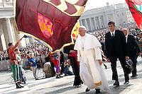 20150415 Udienza Generale del Papa