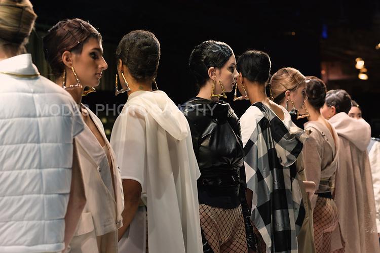 Style Fashion Week S/ S 2018 9/8/2018  Style Fashion Week S/ S 2018 Romeo Hunte