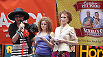 Linda Hart, Bernadette Peters & Mary Tyler Moore.attending the Presentation for Broadway Barks Lucky 13th Annual Adopt-a-thon  in New York City.