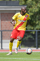 Seko Fofana (8) of Rc Lens pictured during a friendly soccer game between Racing Club De Lens and Standard de Liege  during the preparations for the 2021-2022 season , on wednesday 7 of July 2021 in Billy Montigny , France . PHOTO DIRK VUYLSTEKE   SPORTPIX