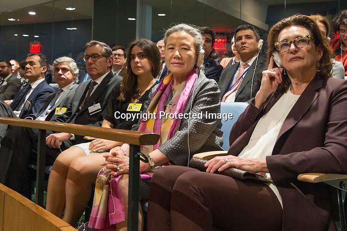 Gorgia<br /> <br /> <br /> General Assembly 70th session 27th plenary meeting<br /> Appointment of the Secretary-General of the United Nations [item 113]<br /> (a) Letter from the President of the Security Council to the President of the General Assembly (A/71/531) <br /> (b) Draft resolution (A/71/L.4 (to be issued))