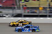 #78: Martin Truex Jr., Furniture Row Racing, Toyota Camry Auto-Owners Insurance