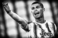 Cristiano Ronaldo of Juventus FC reacts during the Serie A football match between Juventus FC and Torino FC at Allianz stadium in Torino (Italy), December 5th, 2020. Photo Andrea Staccioli / Insidefoto