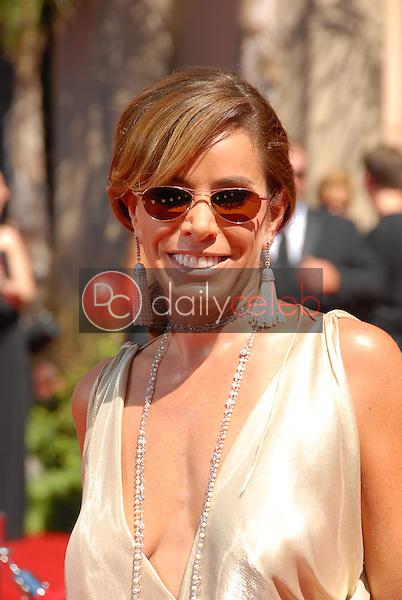 Melissa Rivers<br />arriving at the 58th Annual Primetime Emmy Awards. The Shrine Auditorium, Los Angeles, CA. 08-27-06<br />Scott Kirkland/DailyCeleb.com 818-249-4998