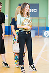Councilor for tourism, culture and sport Andrea Levy visits the training of Spanish National Team of Basketball 2019 . July 26, 2019. (ALTERPHOTOS/Francis González)