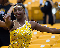 Grambling State Tigers Orchesis Dancer, September 8, 2007