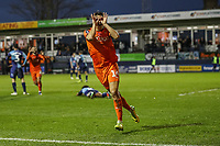 Luton Town v Wycombe Wanderers - FA Cup 1st Rd - 10.11.2018 - DH