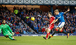 Martyn Waghorn scores for Rangers