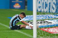 4th July 2021; Arena do Gremio, Porto Alegre, Brazil; Brazilian Serie A, Gremio versus Atletico Goianiense; Ferreirinha of Gremio misses a scoring chance