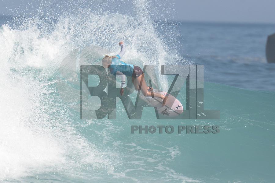 SAQUAREMA, RJ, 16.05.2018 - WSL-RJ - Lakey Peterson, no Oi Rio Pro etapa da WSL na Praia de Itaúna, Saquarema, Rio de Janeiro nesta quarta-feira, 16. (Foto: Clever Felix/Brazil Photo Press)