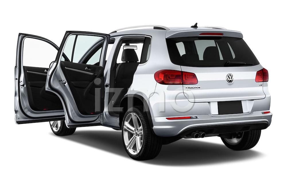 Car images of 2016 Volkswagen Tiguan 2.0T-R-Line 5 Door SUV Doors
