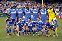 Chelsea Starting XI.Manchester City defeated Chelsea 4-3 in an international friendly at Busch Stadium, St Louis, Missouri.