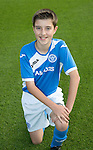 St Johnstone Academy Under 13's…2016-17<br />Angus Gibson<br />Picture by Graeme Hart.<br />Copyright Perthshire Picture Agency<br />Tel: 01738 623350  Mobile: 07990 594431