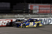 #20: Erik Jones, Joe Gibbs Racing, Toyota Camry Irwin SPEEDBOR