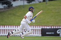 Mark Chapman bats during day three of the Plunket Shield match between the Wellington Firebirds and Auckland Aces at the Basin Reserve in Wellington, New Zealand on Monday, 16 November 2020. Photo: Dave Lintott / lintottphoto.co.nz