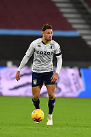 Matty Cash of Aston Villa during West Ham United vs Aston Villa, Premier League Football at The London Stadium on 30th November 2020