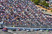 2017 Monster Energy NASCAR Cup Series<br /> STP 500<br /> Martinsville Speedway, Martinsville, VA USA<br /> Sunday 2 April 2017<br /> Denny Hamlin, FedEx Express Toyota Camry<br /> World Copyright: Nigel Kinrade/LAT Images<br /> ref: Digital Image 17MART1nk07169