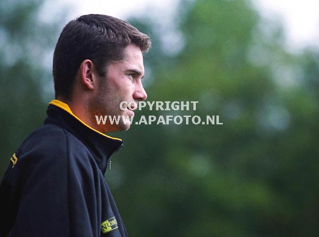 Hoenderloo,29-09-99  Foto:Koos Groenewold<br />Speler van Vitesse Victor Sikora