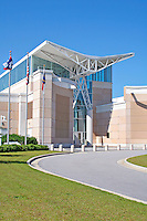 Air Borne and Special Operations Museum in Fayetteville North Carolina
