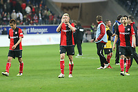 25.04.2008: Eintracht Frankfurt vs. Borussia Dortmund
