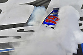 #19: Martin Truex Jr., Joe Gibbs Racing, Toyota Camry Bass Pro Shops / TRACKER ATVs & Boats / USO c celebrates his win