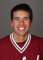 STANFORD, CA - NOVEMBER 11:  Chris Jenkins of the Stanford Cardinal during baseball picture day on November 11, 2009 in Stanford, California.