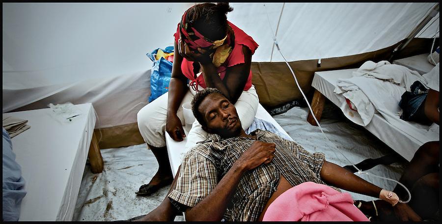 Haiti Cholera Outbreak (Cite Soleil)