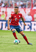Corentin TOLISSO, FCB 24   <br /> FC BAYERN MUENCHEN - VFB STUTTGART 1-4<br /> Football 1. Bundesliga , Muenchen,12.05.2018, 34. match day,  2017/2018, , 28.Meistertitel, <br />   *** Local Caption *** © pixathlon<br /> Contact: +49-40-22 63 02 60 , info@pixathlon.de