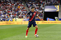 Harrison, NJ - Friday July 07, 2017: Bryan Ruiz during a 2017 CONCACAF Gold Cup Group A match between the men's national teams of Honduras (HON) vs Costa Rica (CRC) at Red Bull Arena.