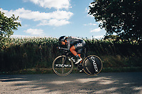 6th October 2021 Womens Cycling Tour, Stage 3. Individual Time Trial; Atherstone to Atherstone. Sorava Paladin.