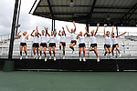 Team and some individual shots of Tulane Women's Basketball and Tennis.