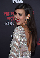 Victoria Justice @ the Fox Television premiere of 'The Rocky Horror Picture Show' held @ the Roxy. October 13, 2016 , West Hollywood, USA. # PREMIERE DE 'THE ROCKY HORROR PICTURE SHOW' A LOS ANGELES