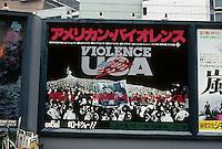 "Tokyo: Movie Poster--""Violence USA"". Photo '81."