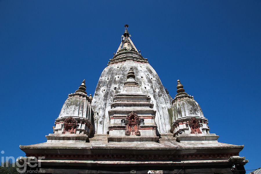 Roof of the Machhendranath Temple in Bungamati, Nepal