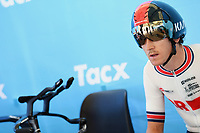 Picture by Simon Wilkinson/SWpix.com - 25/09/2020 - Cycling - UCI 2020 Road World Championships IMOLA - EMILIA-ROMAGNA ITALY - ITT Individual Time Trial Elite Men - Geraint Thomas of Great Britain. - TACX