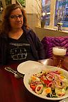 Dinner in Lisse, Netherlands