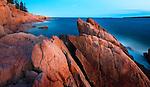 Bass Harbor Head, Acadia National Park, Maine