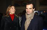 NINO TRONCHETTI PROVERA CON LA MOGLIE FRANCESCA MALGARA