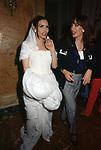 ALESSANDRA DI SANZO E MARA KEPLERO<br /> SFILATA CURIEL - GRAND HOTEL ROMA 1993