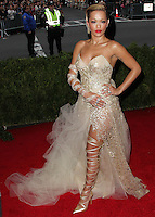 "NEW YORK CITY, NY, USA - MAY 05: Rita Ora at the ""Charles James: Beyond Fashion"" Costume Institute Gala held at the Metropolitan Museum of Art on May 5, 2014 in New York City, New York, United States. (Photo by Xavier Collin/Celebrity Monitor)"