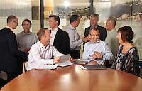 120612 NZ Post Group Leadership Team