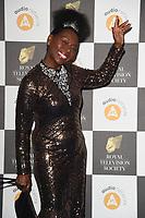Floella Benjamin<br /> arriving for the RTS Awards 2019 at the Grosvenor House Hotel, London<br /> <br /> ©Ash Knotek  D3489  19/03/2019