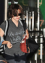 Kristen Stewart leaves Japan