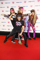 STEEL PANTHER - MIPCOM 2016 A CANNES - REDCARPET