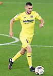 Villarreal CF's Moi Gomez during La Liga match. November 2, 2020. (ALTERPHOTOS/Acero)