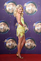 "Mollie King<br /> at the launch of the new series of ""Strictly Come Dancing, New Broadcasting House, London. <br /> <br /> <br /> ©Ash Knotek  D3298  28/08/2017"