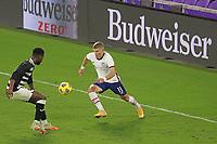 US Soccer  USMNT   USA vs Trinidad & Tobago<br /> January 31, 2021, Exploria Stadium, Orlando Florida