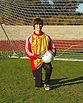 Moorpark High School Soccer Team individual photo.